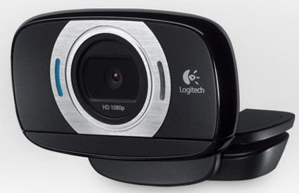 Logitech C615 Webcam with Microphone 8MP USB