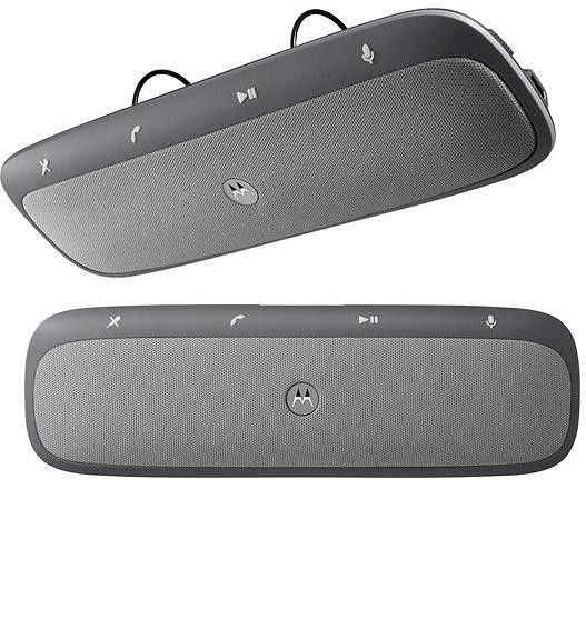Motorola Roadster Pro TZ900 Bluetooth Car Kit Speaker