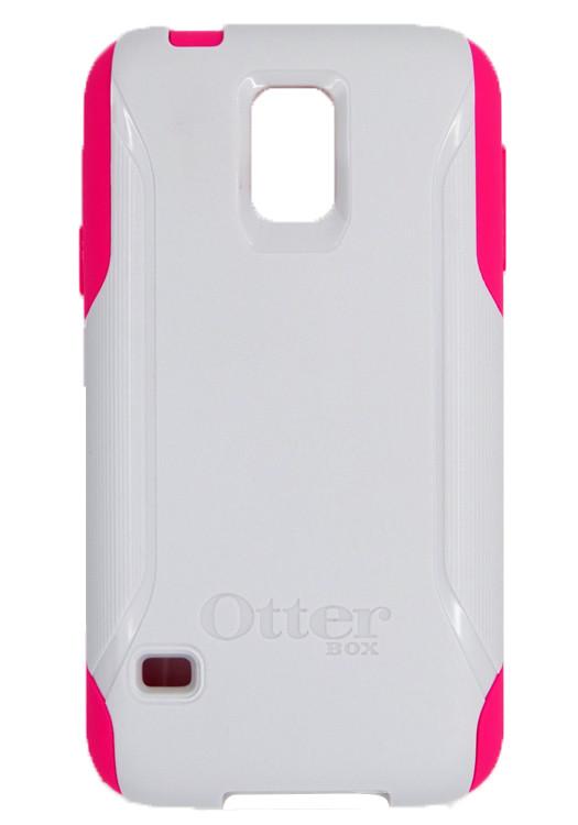 OtterBox Commuter Case Samsung Galaxy S5 wild orchid pink grey